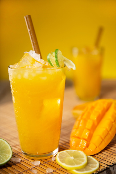 healthy mango drink