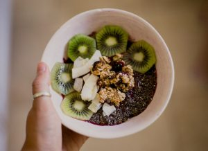 acai bowl toppings