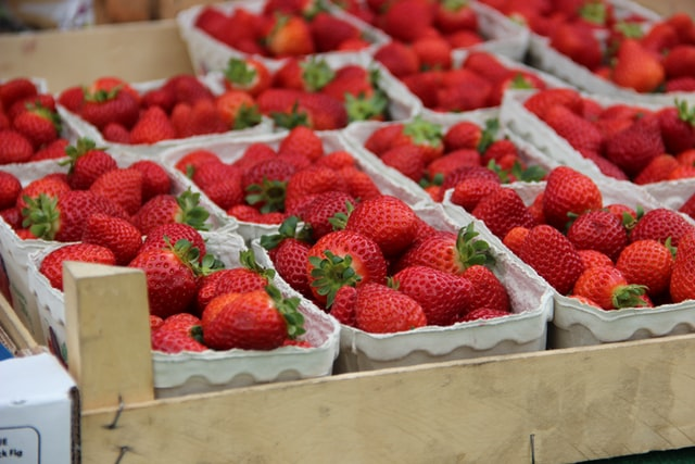 frozen strawberry in bulk